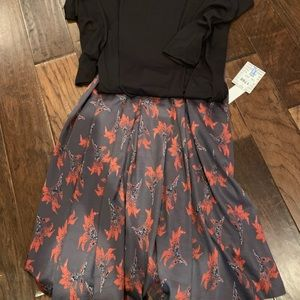 XL Madison LuLaRoe Skirt
